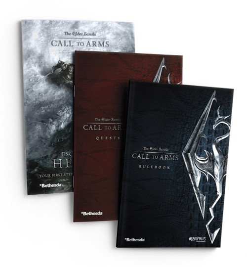 Elder Scrolls: Call to Arms - Rule Book