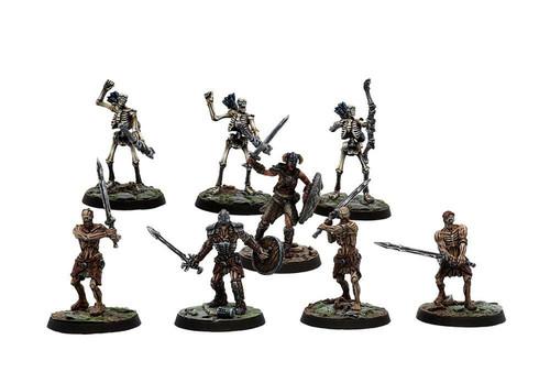 Elder Scrolls: Call to Arms - Bleak Falls Barrow Plastic Delve Set