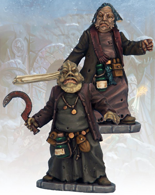 Frostgrave - Beastcrafter and Apprentice II