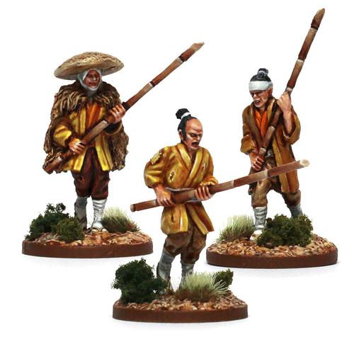 Test of Honour - Ikko Rebel Spearmen