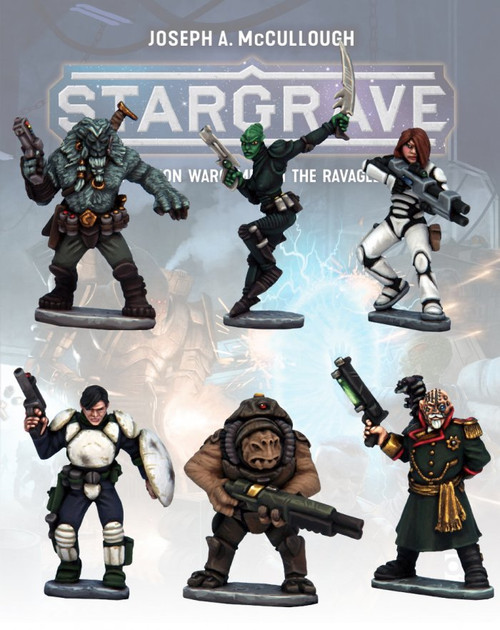 Stargrave - The Old Rogues