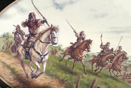 Oathmark - Human Cavalry