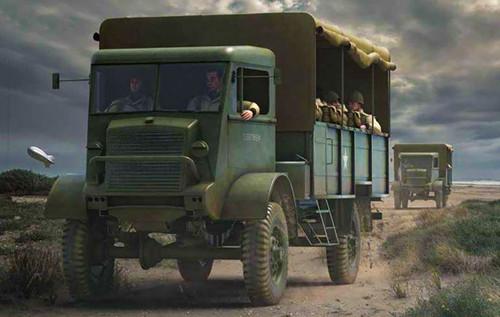 Bedford QLT Troop Carrier
