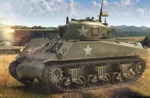M4A3(75)W / M4A3(105)
