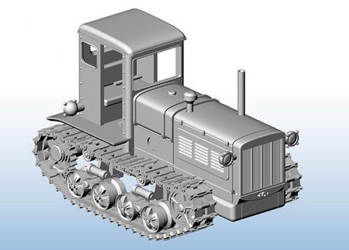 STZ-3 Artillery Tractor