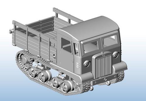 USSR STZ-5 Artillery Tractor