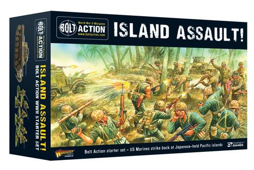 Bolt Action: Island Assault! Bolt Action starter set