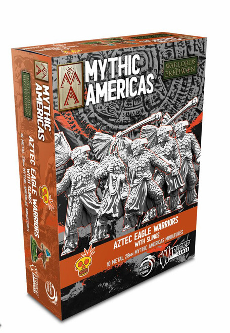 Mythic America: Eagle Warriors with Slings