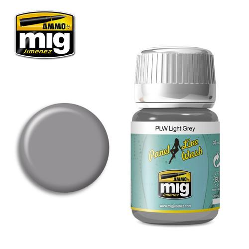 AMMO: Panel Line Wash - Light Grey (35ml)