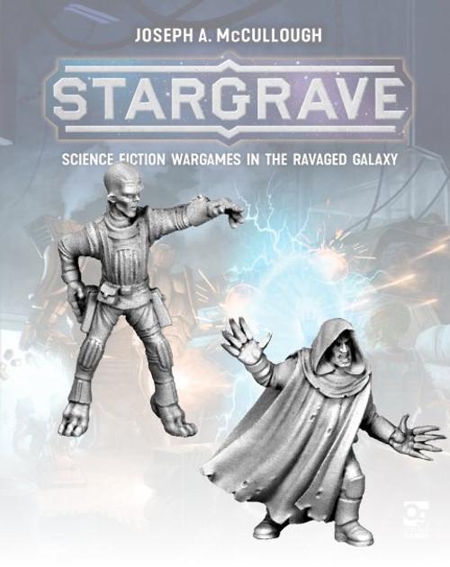 Stargrave: Biomorphs