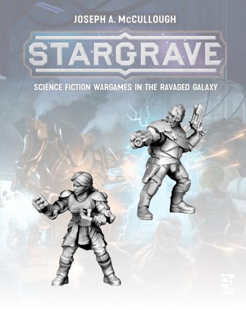 Stargrave: Cyborgs