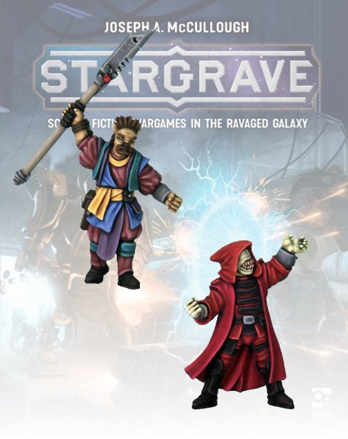 Stargrave: Mystics II
