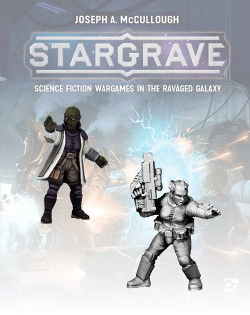 Stargrave: Psionicists