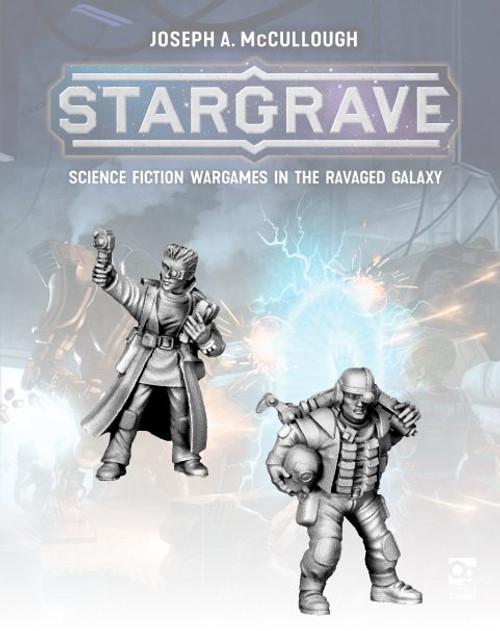 Stargrave: Robotic Expert