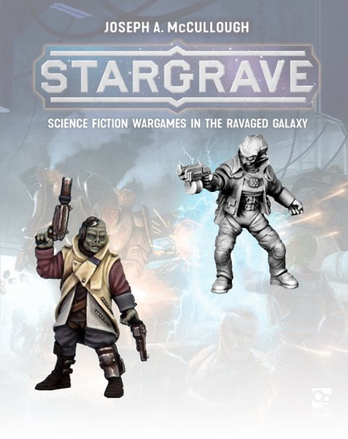 Stargrave: Rogues