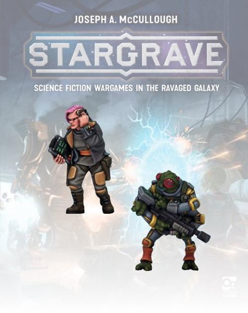Stargrave: Specialist Soldiers: Hacker/ Codebreaker