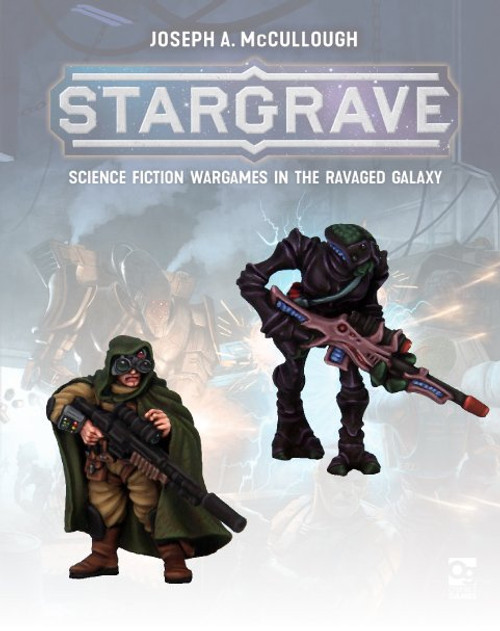 Stargrave: Specialist Soldiers: Snipers