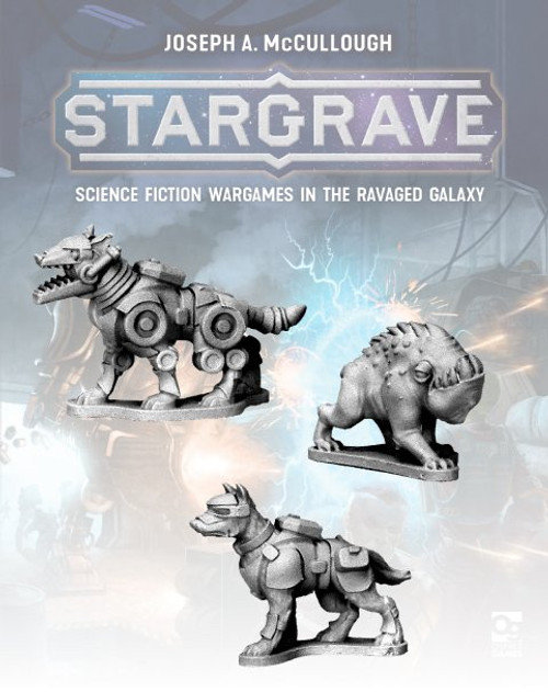 Stargrave: Specialist Soldiers: Guard Dogs