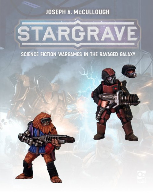 Stargrave: Specialist Soldiers: Burners