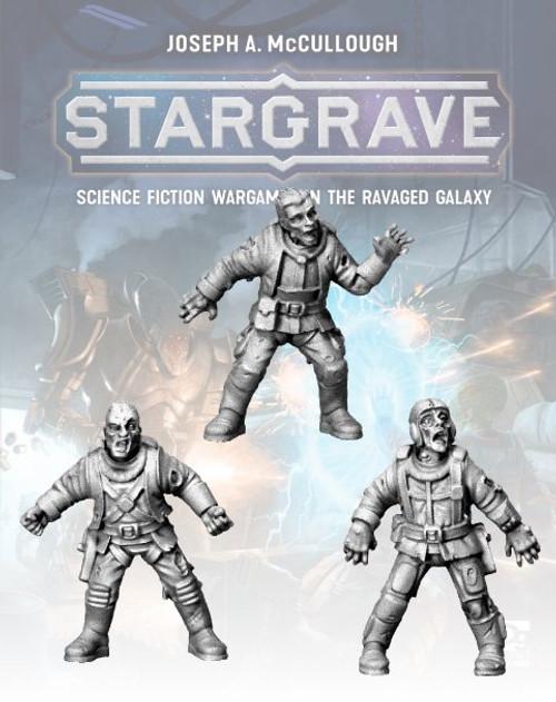 Stargrave: Plague Zombies I