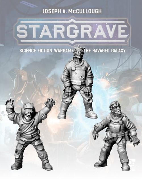 Stargrave: Plague Zombies II