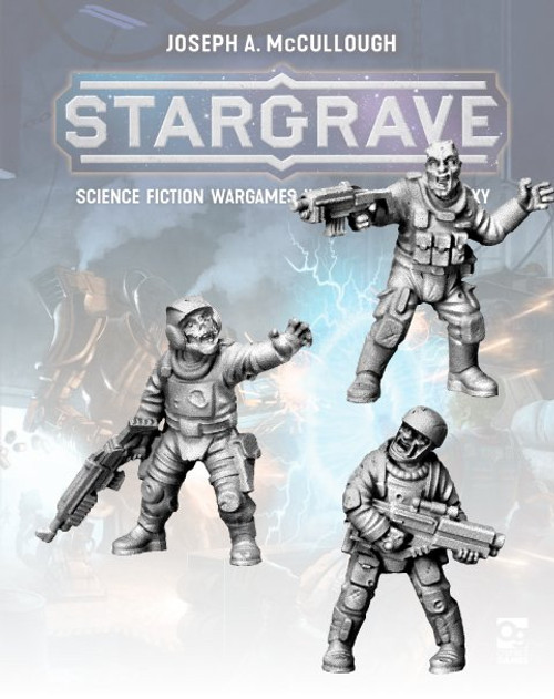 Stargrave: Soldier Zombies