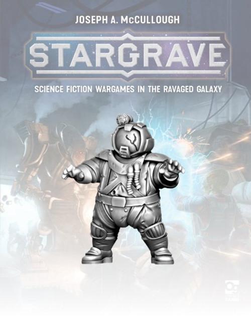 Stargrave: Bloater Zombie