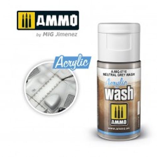 Acrylic Wash - Neutral Grey Wash