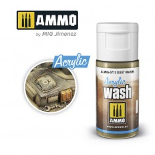 Acrylic Wash - Dust Wash