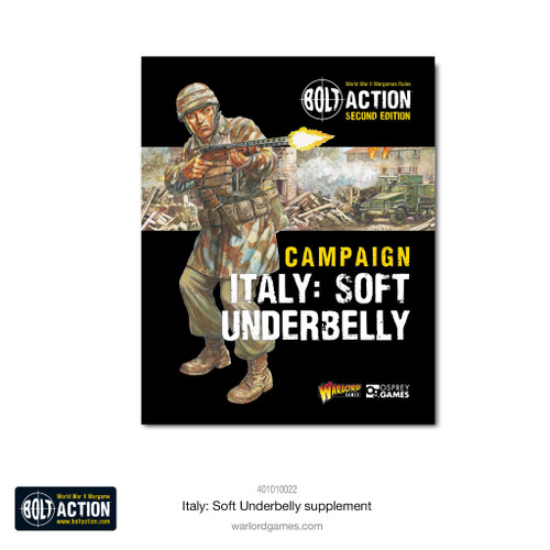 Bolt Action: Campaign Soft Underbelly