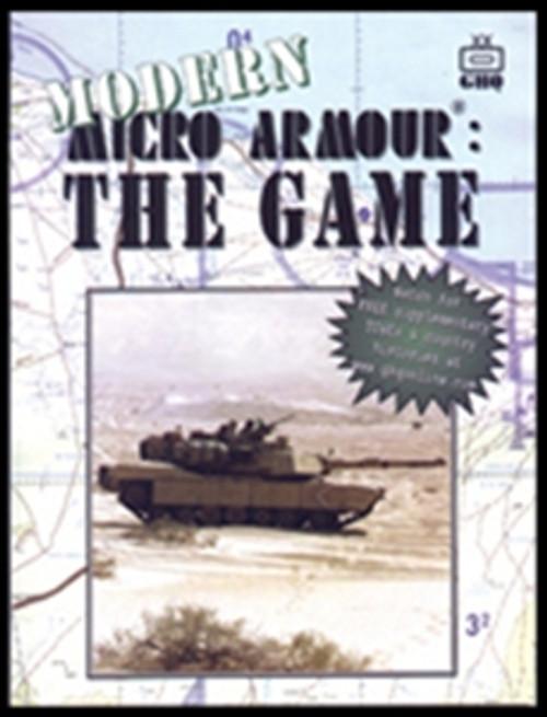 Modern Micro Armor The Game