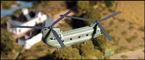 CH 47 D-H Chinook (1/pk) - AC34