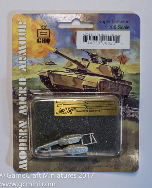 UH1D Huey Utility Helicopter (2/pk) - AC21
