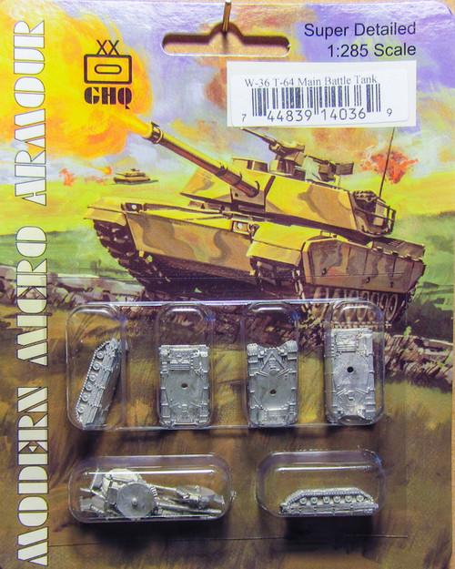 T-64 Main Battle Tank - W36