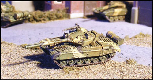 T-72M1 Main Battle Tank  - W81