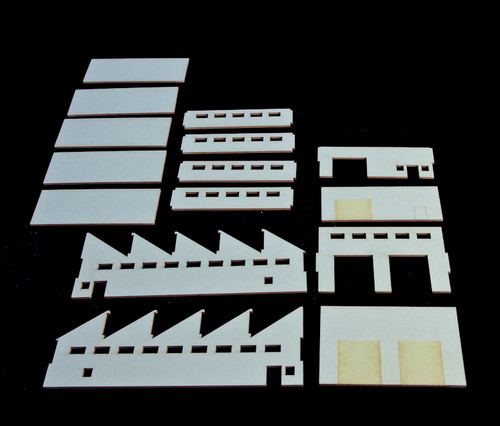 Factory (Matboard) - 285CSS023