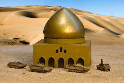 Mosque/Temple  (Resin) - 285MEV051