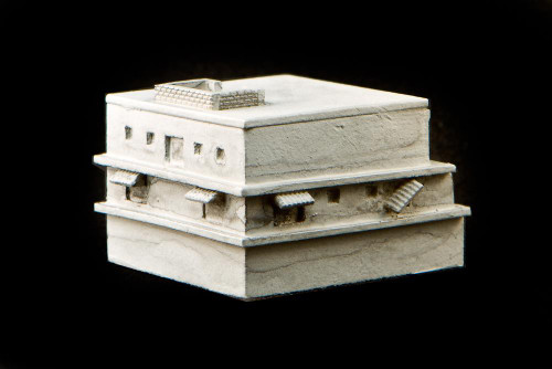Osama Bin Laden's Pakistan Complex, House Only  (Resin) - OBLHOUSE