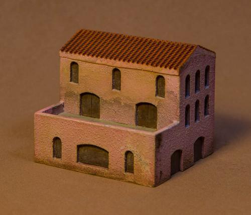 Italian / Mediterranean Villa - 285ITM002