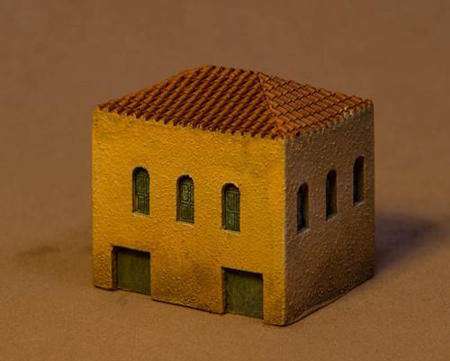 Italian / Mediterranean Villa - 285ITM008