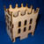 Middle East Three Story Building (MDF) - 15MMDF024