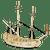 Blood and Plunder: Fluyt Ship