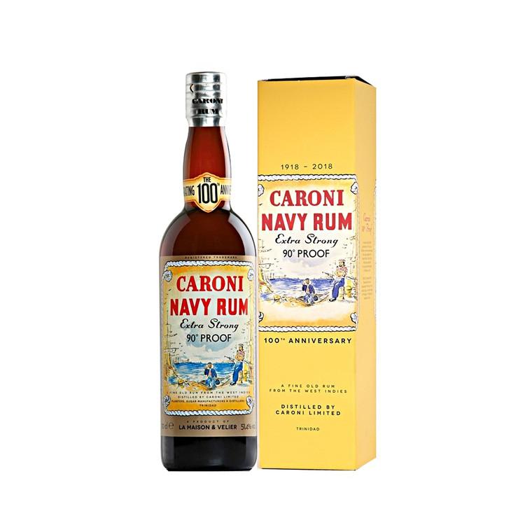 Caroni Navy Rum 18 Year Old