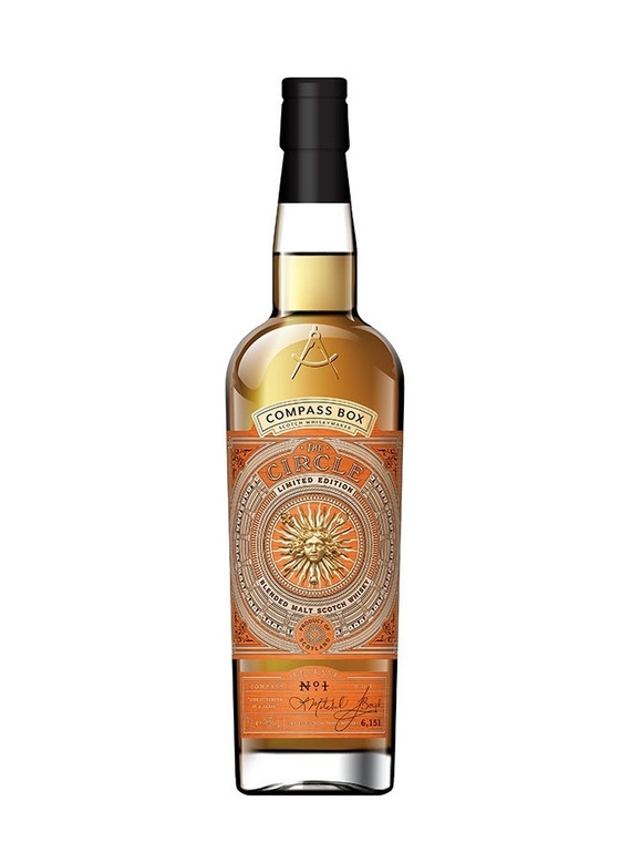 Compass Box The Circle Limited Edition