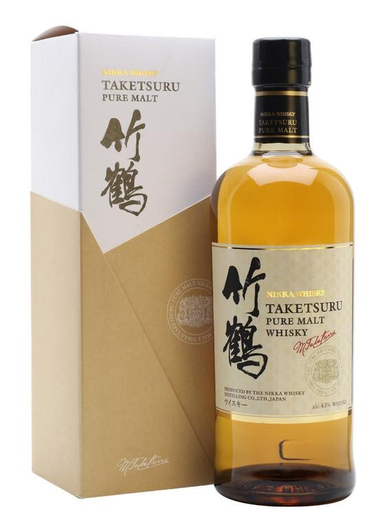 Taketsuru Pure Malt