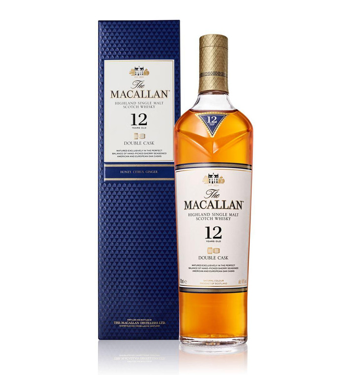 The Macallan 12 Year Old Double Cask