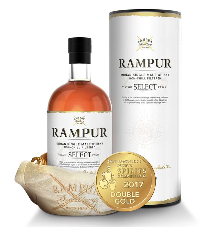 Rampur Select Indian Single Malt