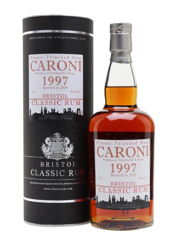Caroni 1997 Bristol Rum