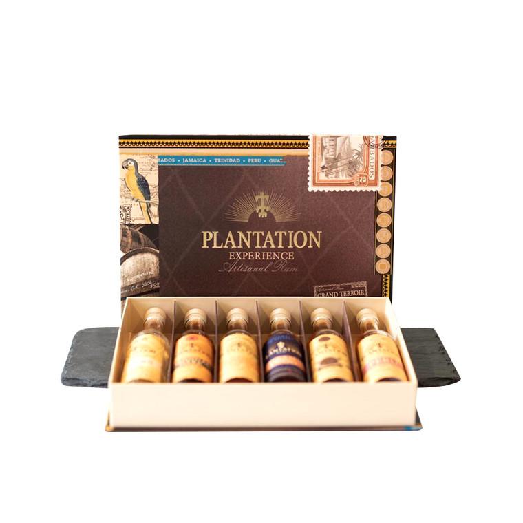 Plantation Rum Experience Gift Set