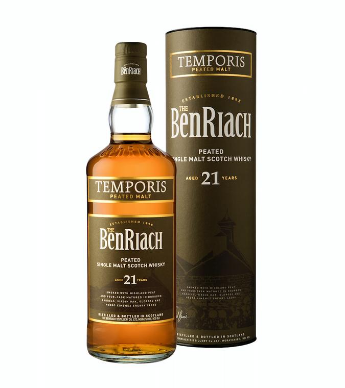 Benriach 21 Year Old Temporis